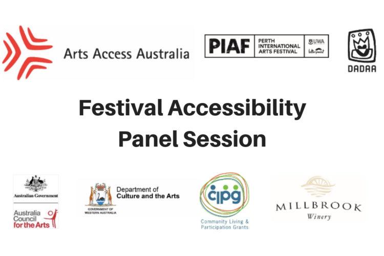 Festival Accessibility Panel
