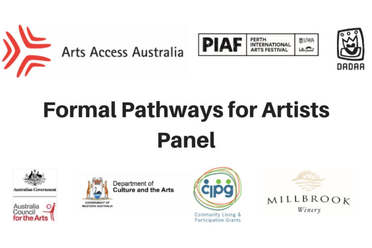 Formal Pathways for Artists