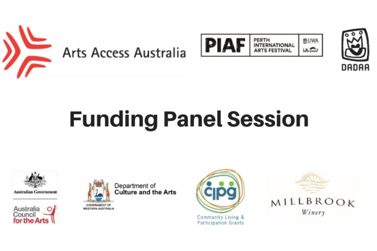 Funding Panel Session