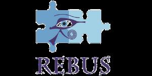 Rebus Theatre logo